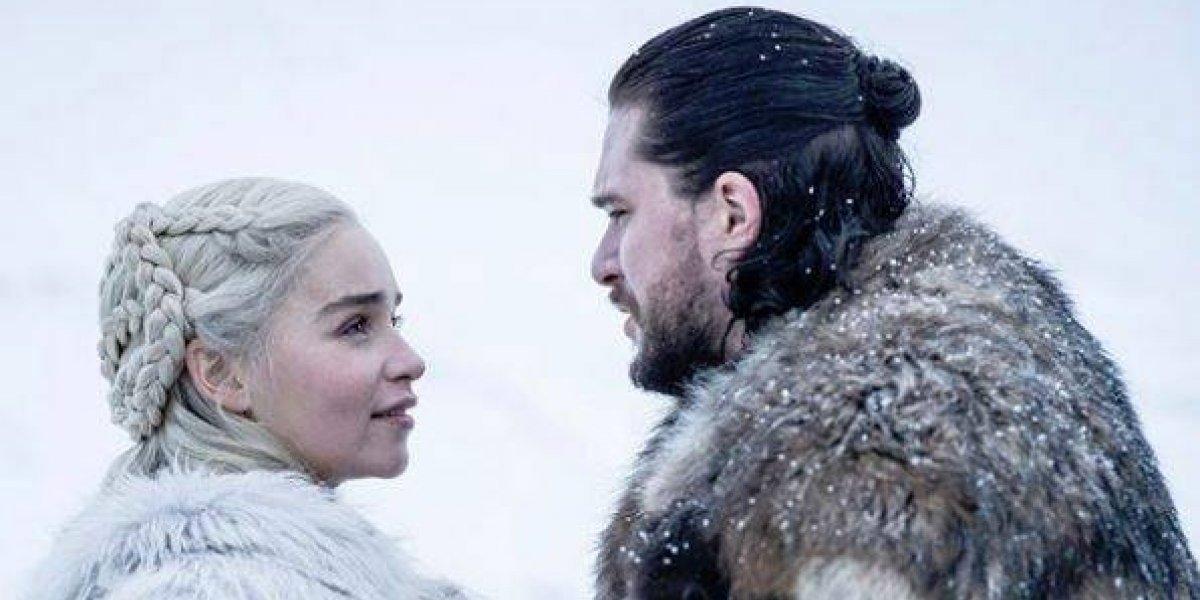 """Comenzó la cuenta regresiva para """"Game of Thrones"""": ¿Jon Snow y Daenerys Targaryen lograrán sobrevivir?"""