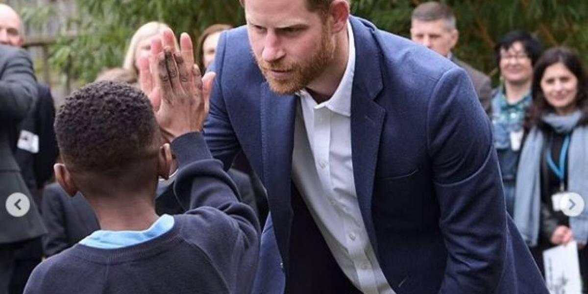 El príncipe Harry está furioso por el apodo cruel que le pusieron a Meghan Markle por su fuerte carácter