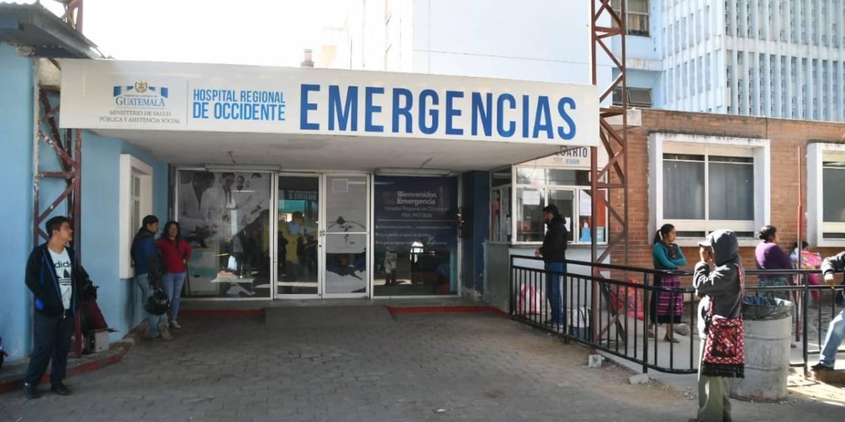 Cinco heridos por accidente en Nahualá, Sololá, son dados de alta