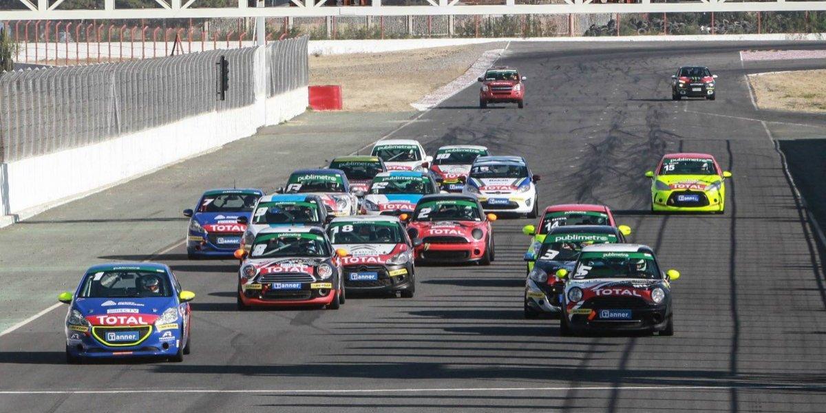El automovilismo chileno abre su temporada 2019 en Codegua con el TP Race y Turismo 2000