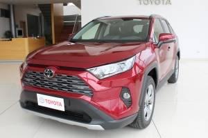 Nuevo RAV4 de Toyota en Ecuador