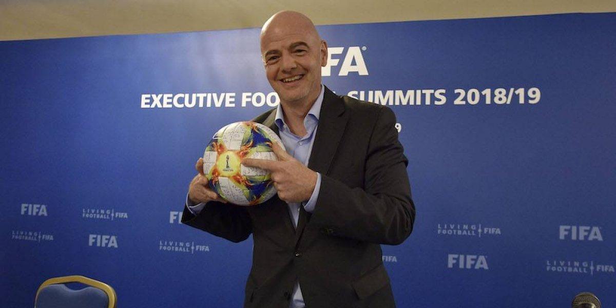 FIFA daría doble de lugares a la Concacaf en Catar 2022