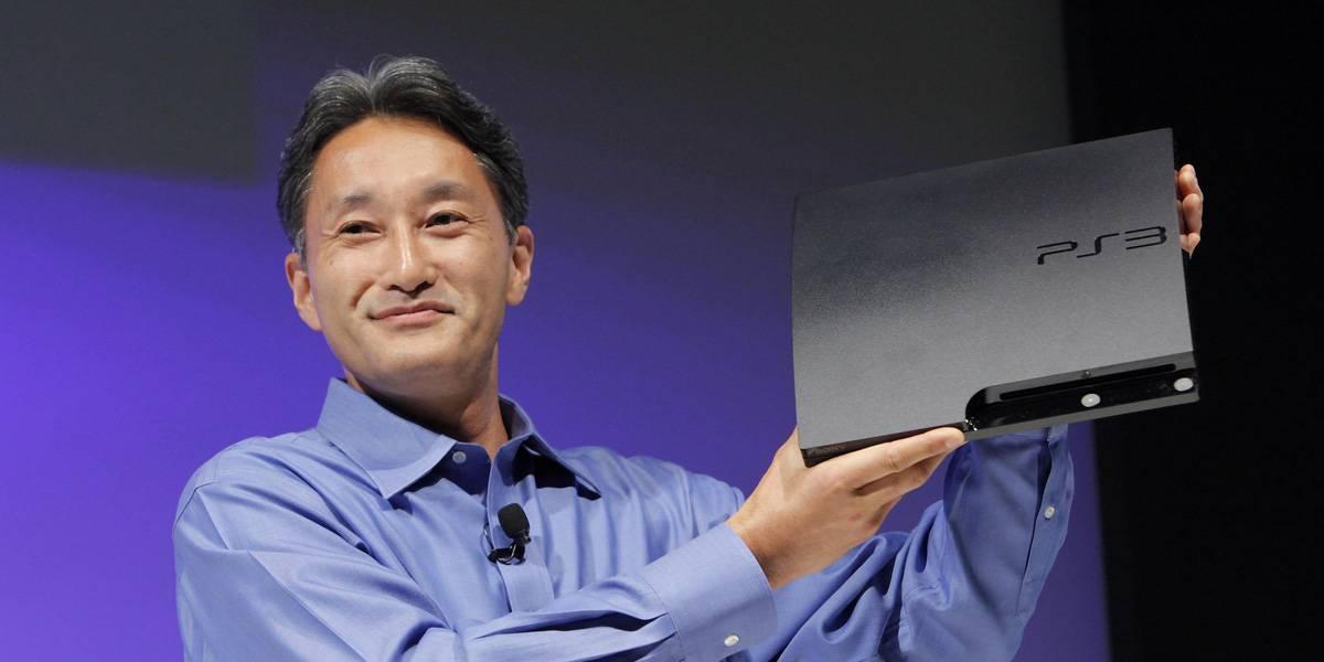 Kaz Hirai anuncia que abandona Sony