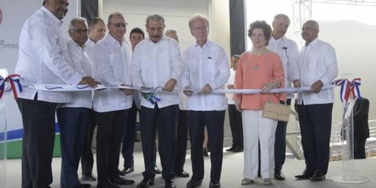 #TeVimosEn: Grupo Lácteo del Caribe inaugura Planta en República Dominicana