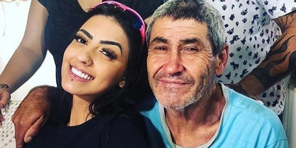 VÍDEO: MC Mirella promete ajudar pedreiro agredido por furtar comida