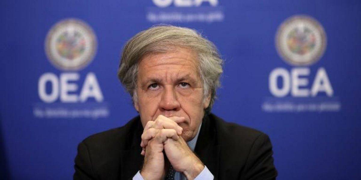 Secretario de la OEA envía un sentido mensaje de condolencia por tragedia en Nahualá