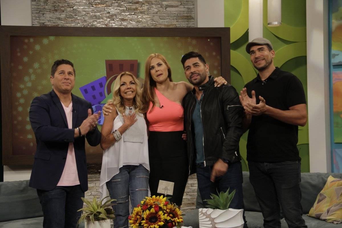 Dagmar, Raymond Arrieta, Gil Marie Lopez