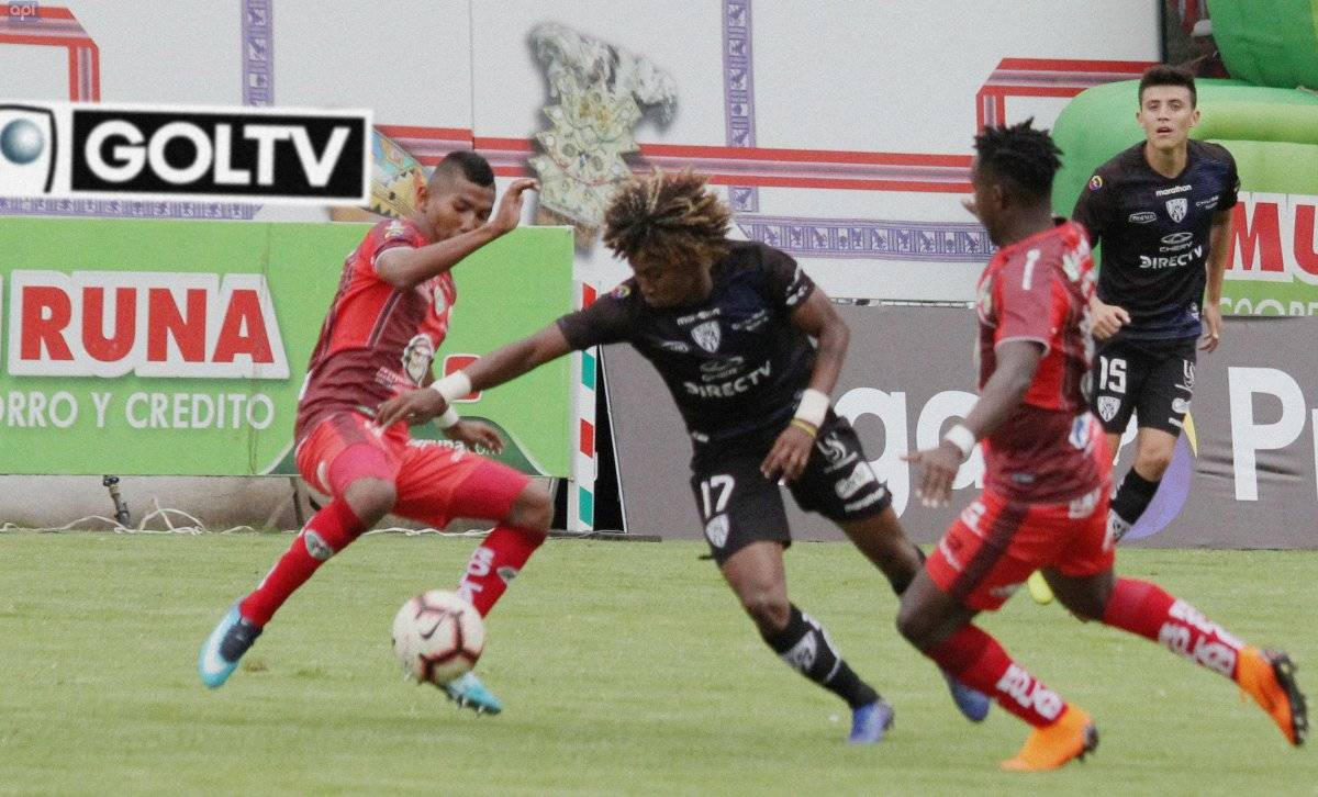Independiente del Valle vs El Nacional