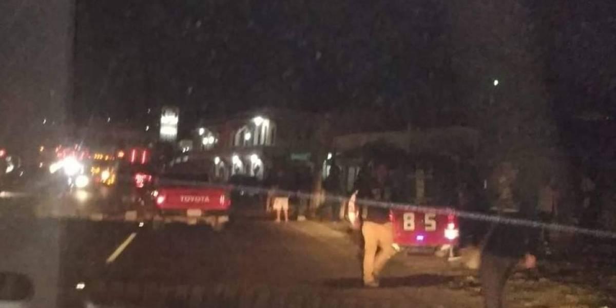 Gobierno declarará 3 días de duelo nacional por tragedia en Nahualá