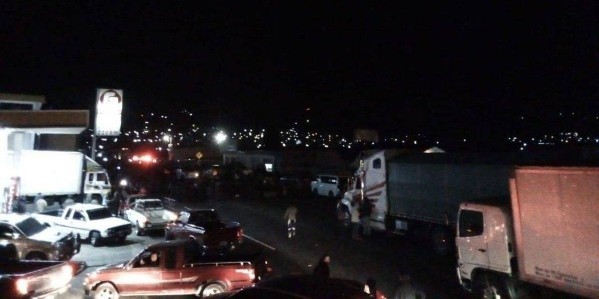 Decenas de personas mueren tras ser arrolladas en Nahualá