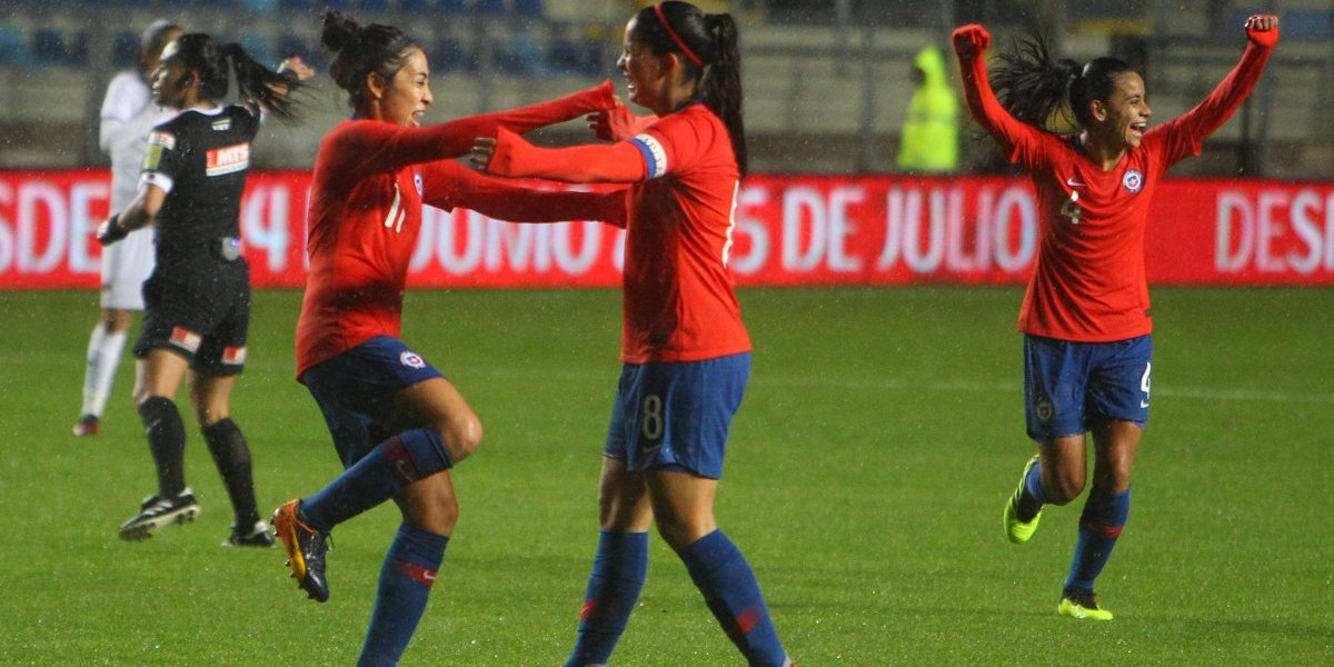 """Con una sorpresa """"extranjera"""": La nómina de la Roja Femenina para los amistosos ante Escocia y Holanda"""