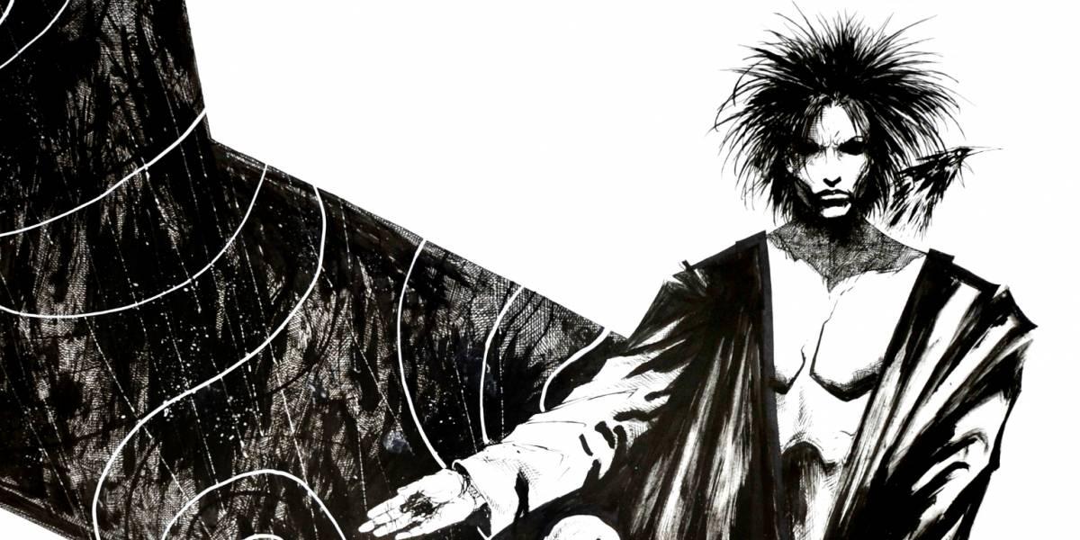 Finalmente! HQ Sandman, obra-prima de Neil Gaiman, vai virar série da Netflix