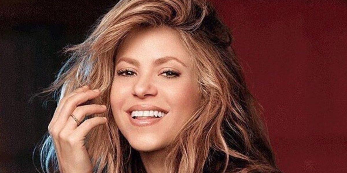 Así lucía Shakira en la teleserie que protagonizó a los 17 años