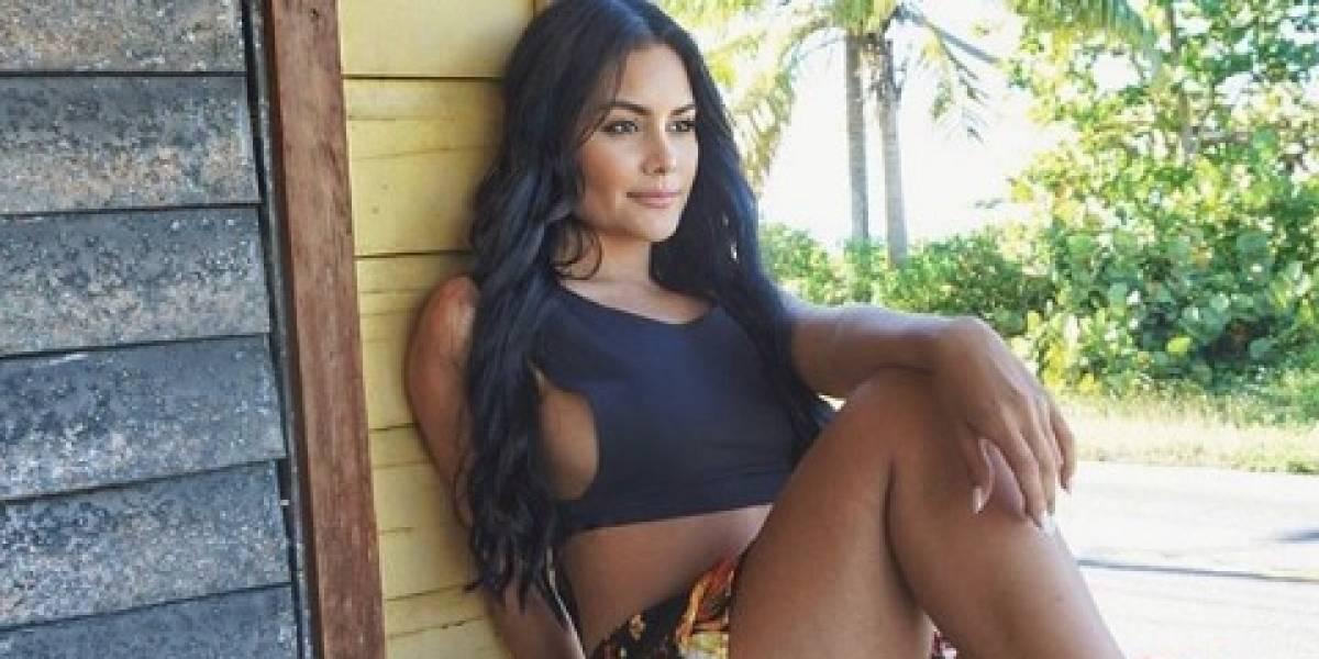 Mimi Pabón revela que lleva meses sin sexo y Rafa Pabón aparece