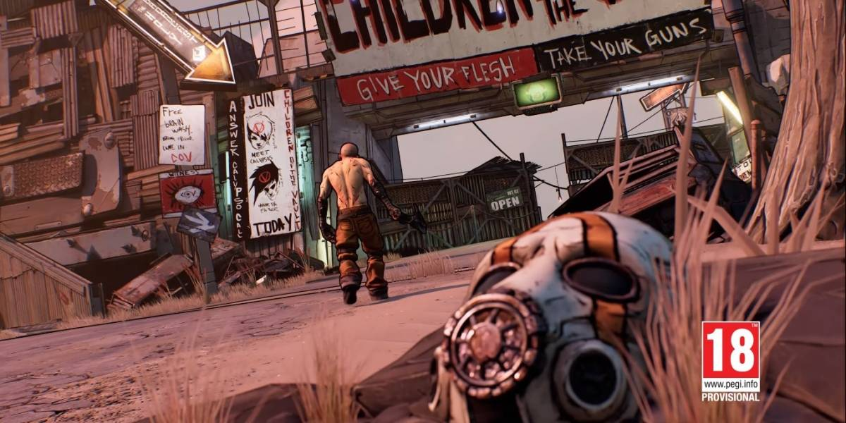 'Borderlands 3' é anunciado oficialmente; assista ao trailer