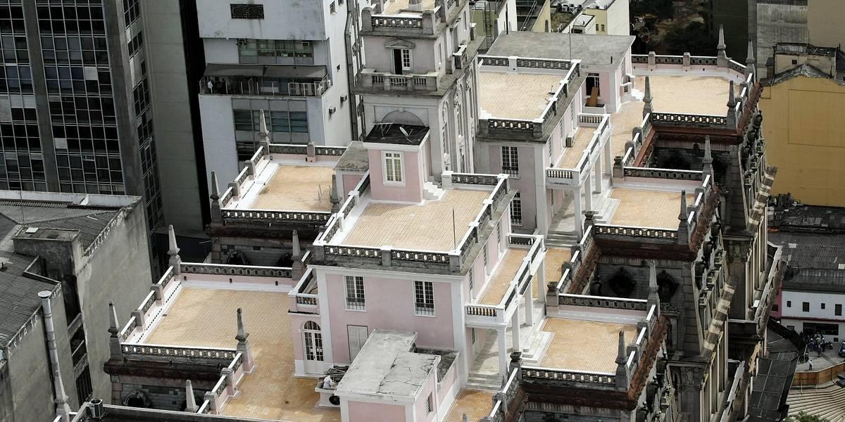 Terraço do edifício Martinelli será concedido à iniciativa privada