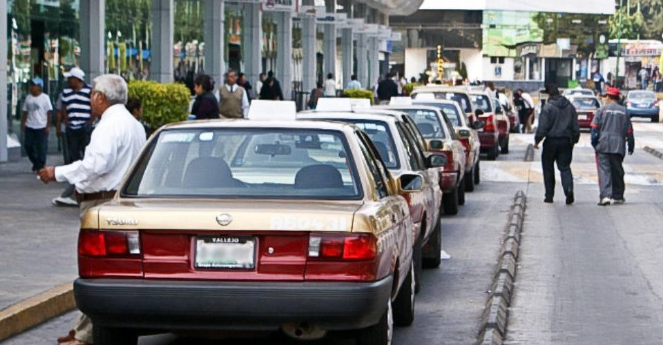 México taxis