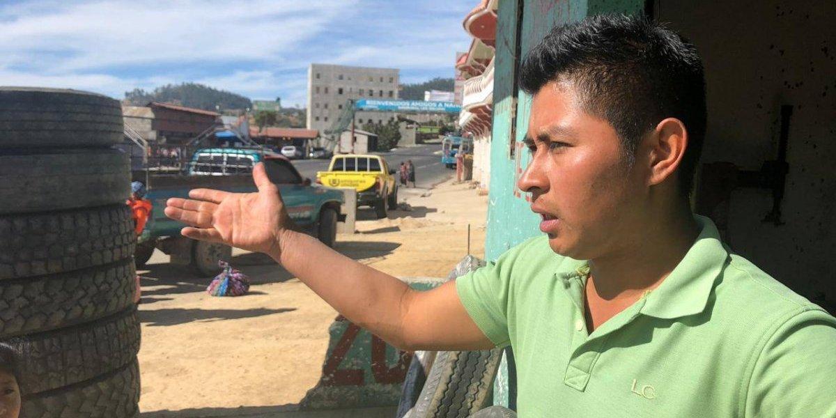 Testigo relata detalles de la tragedia en Nahualá, Sololá