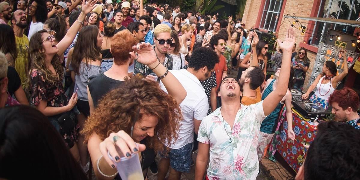 Quer variar seu happy hour? Novo projeto ocupa a Praça das Artes com cultura e festas urbanas
