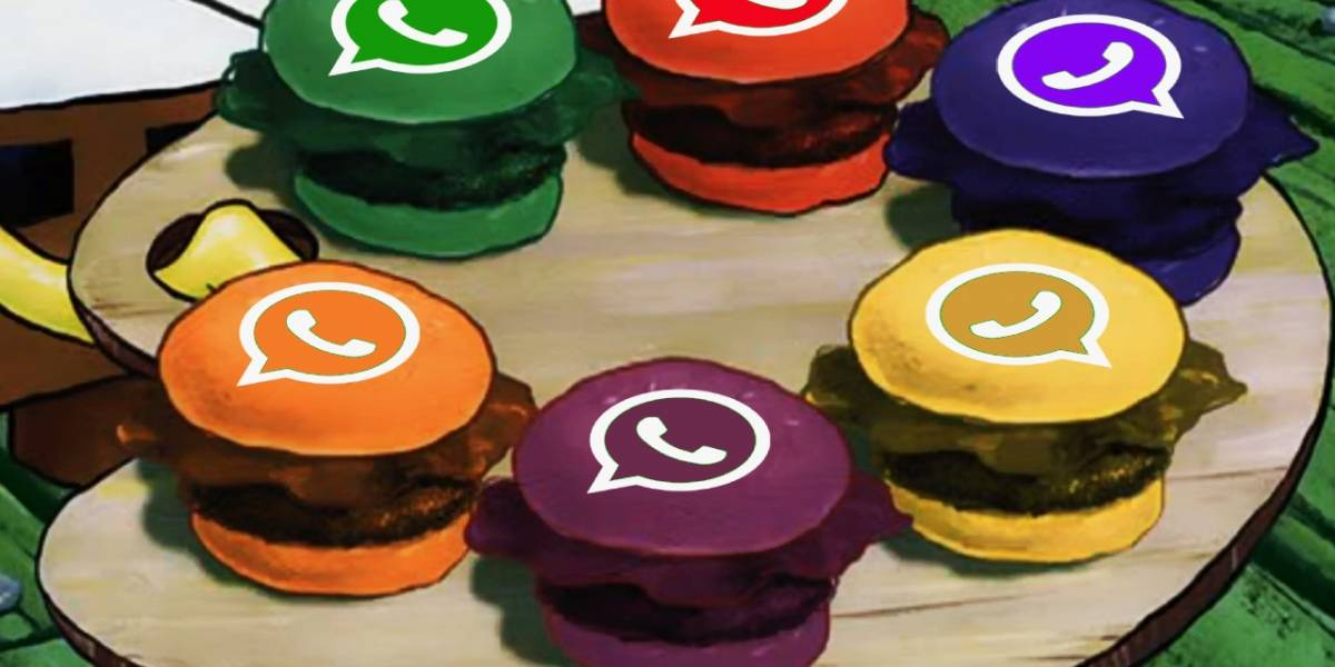 """No caigas en el engaño del """"Whatsapp de colores"""": Miles de usuarios han sido víctimas de esta estafa"""