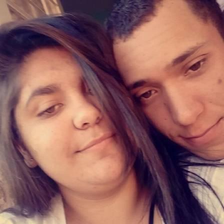 Alexandre Montanholi (23) e Ana Carolina Lourenço Cândido (19)