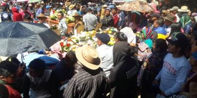 Tragedia en Nahualá