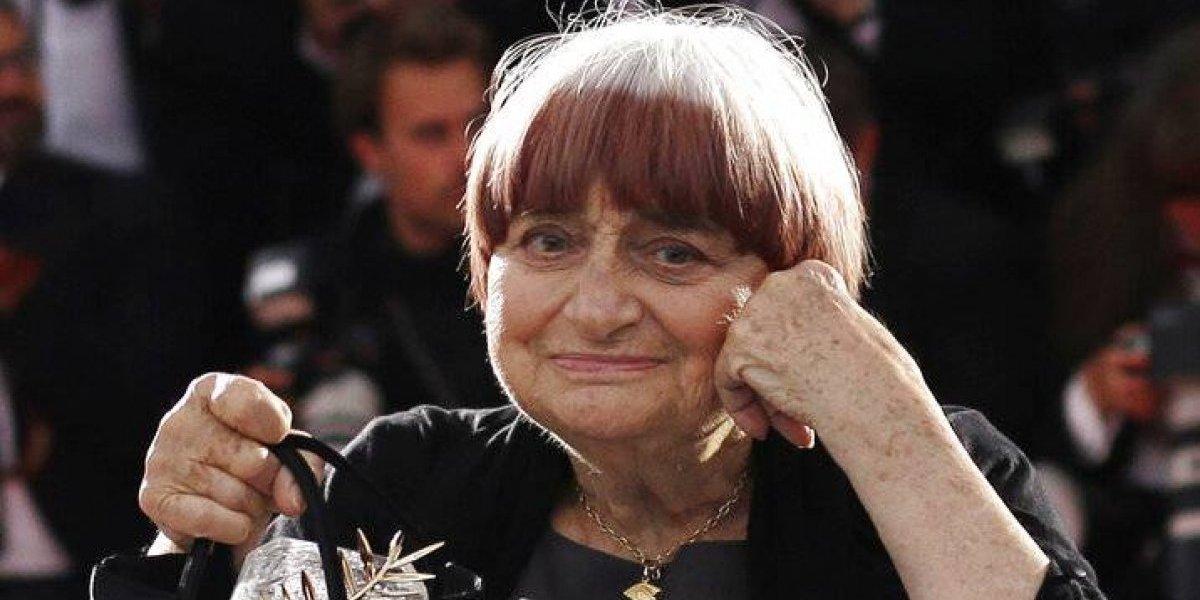 "La cineasta francesa Agnès Varda, mítica directora de la ""Nouvelle Vague"", falleció a los 90 años"