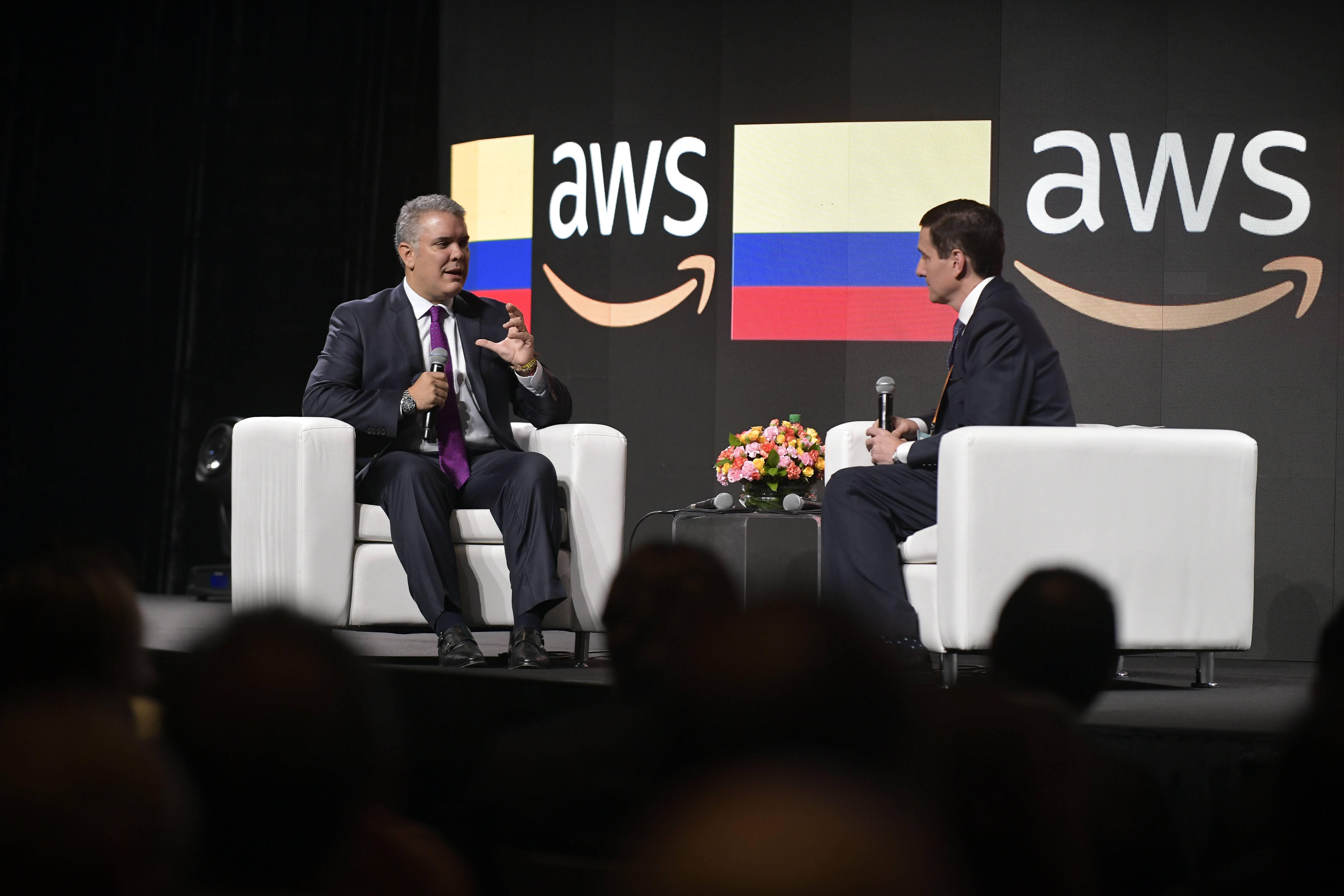 Amazon Web Services desarrollará infraestructura en Colombia muy pronto