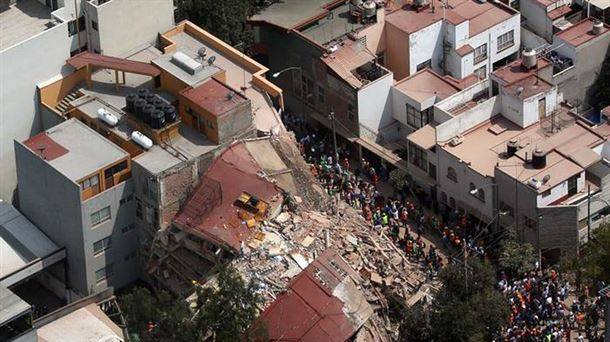 México reconstrucción