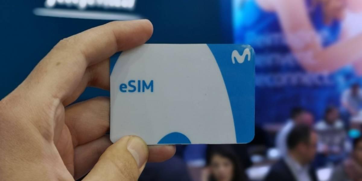 Atentos: La eSIM de Movistar llegó oficialmente a Chile