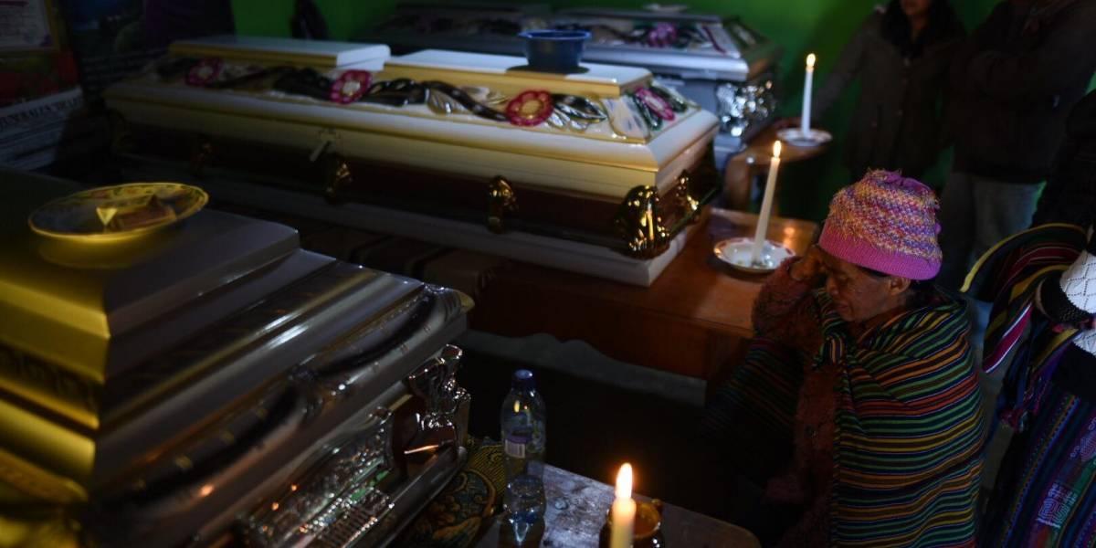 La tragedia en Nahualá que dejó luto y desconsuelo en familias