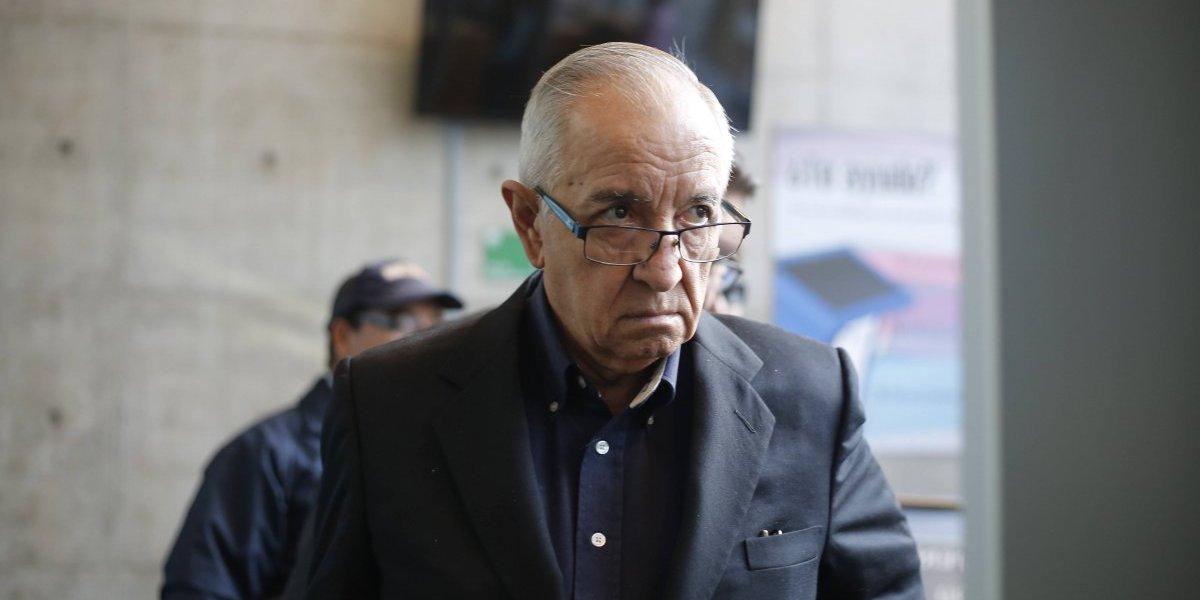 Abusos en la Catedral: Tito Rivera fue formalizado y quedó con arresto domiciliario y arraigo nacional