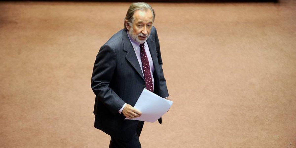 Jovino Novoa cumplió su condena en el caso Penta y ya puede optar a cargos públicos