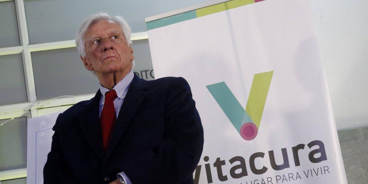 """Alcalde de Vitacura: """"Permanentemente estamos evaluando nuevas tecnologías asociadas a la seguridad de nuestros vecinos"""""""