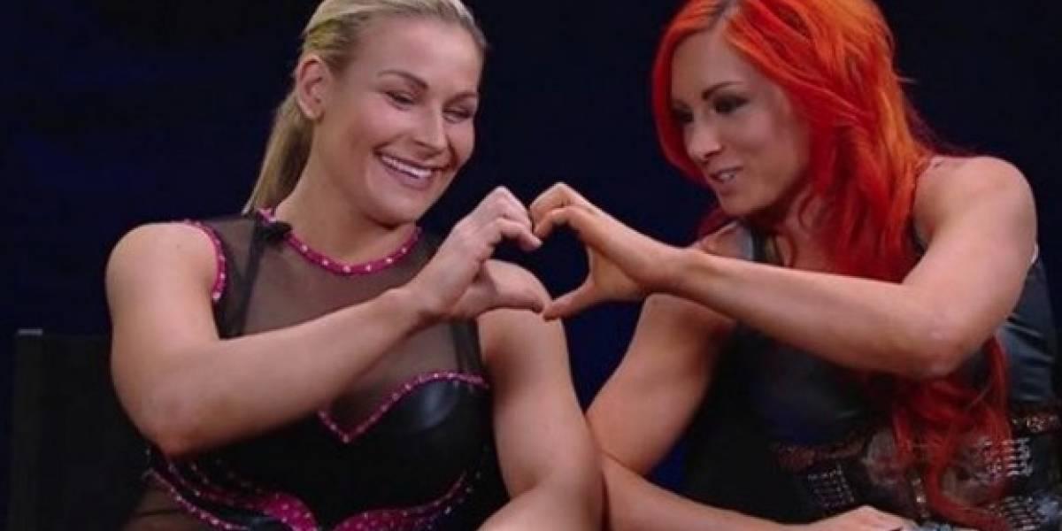 Estrella de la WWE se enfada por la posible llegada de Gronkowsk