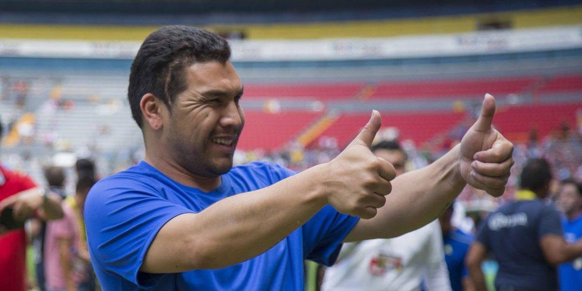 Salvador Cabañas: 'Estoy feliz de volver a México, es mi segundo país'