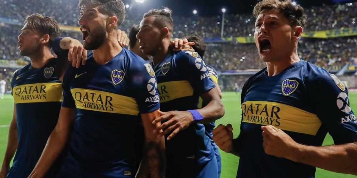 Boca Juniors, con la mente en Copa Libertadores, recibe a Banfield