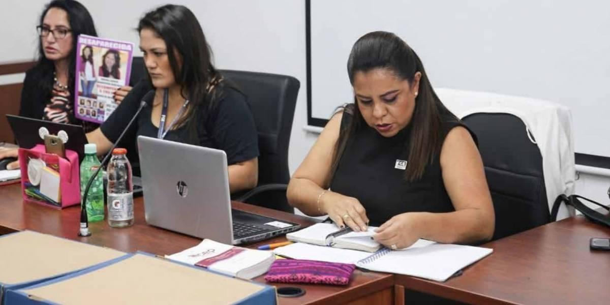 Caso Juliana Campoverde: Fijan fecha para reinstalación de audiencia preparatoria de juicio contra Jonathan C.