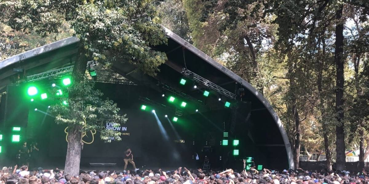 Lollapalooza 2019: Drefquila encendió la fiesta en el Lotus Stage
