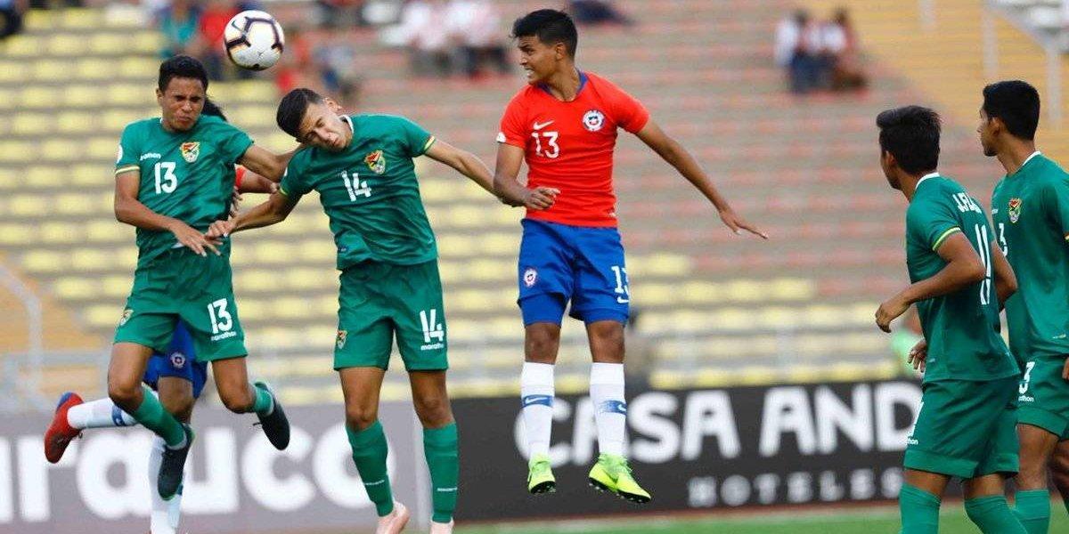 Minuto a minuto: Chile busca la clasificación al hexagonal final del Sudamericano Sub 17 ante Bolivia