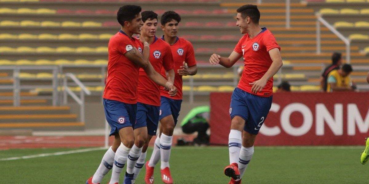 Chile hizo la tarea con goleada ante Bolivia y clasificó al hexagonal final del Sudamericano Sub 17