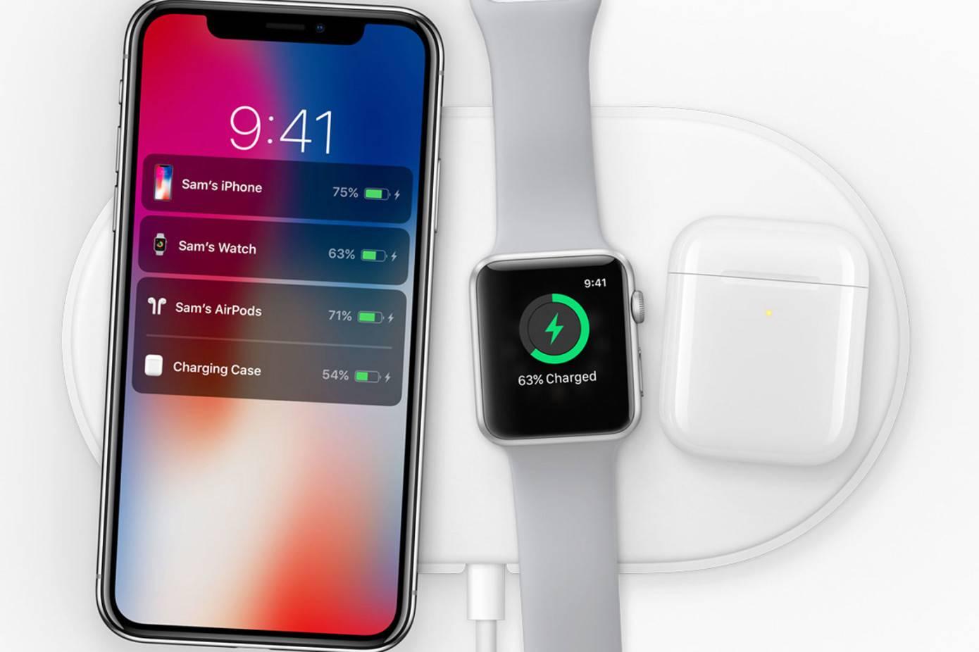 Ahora sí es oficial: Apple cancela AirPower, su cargador inalámbrico