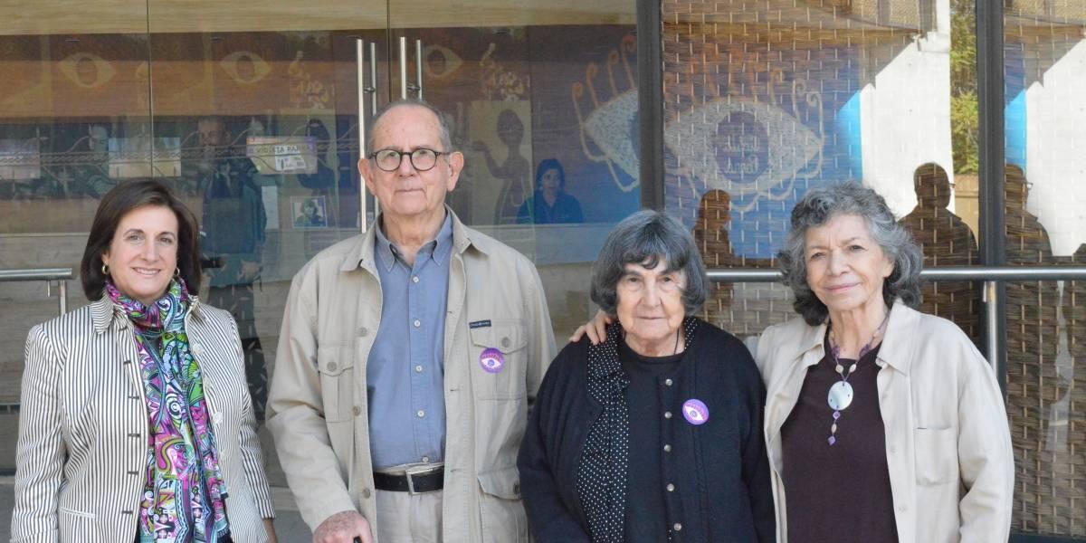 Museo Violeta Parra rindió un homenaje a Alicia Vega en el Mes de la Mujer