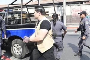 """Audiencia de apertura a juicio por el caso """"La Sexta""""."""