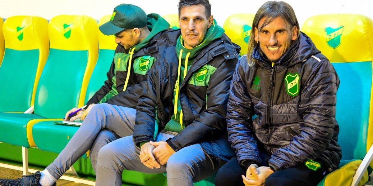 Del infierno al cielo: Beccacece fue elegido el mejor técnico de Argentina