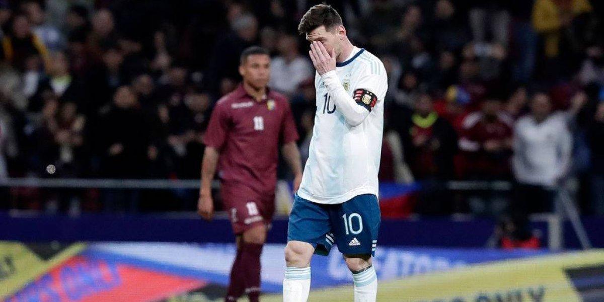 """Lionel Messi se defiende y ataca: """"La generación fue maltratada, no somos de vender humo y yo quiero ganar algo con Argentina"""""""