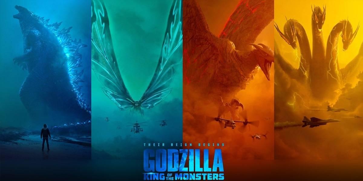 Godzilla: King of the Monsters libera un teaser de pleito masivo