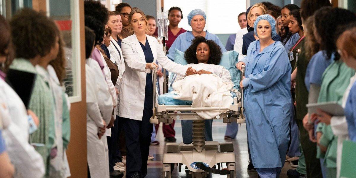 Grey's Anatomy: Episódio forte e comovente da 15ª temporada causou impacto na vida real