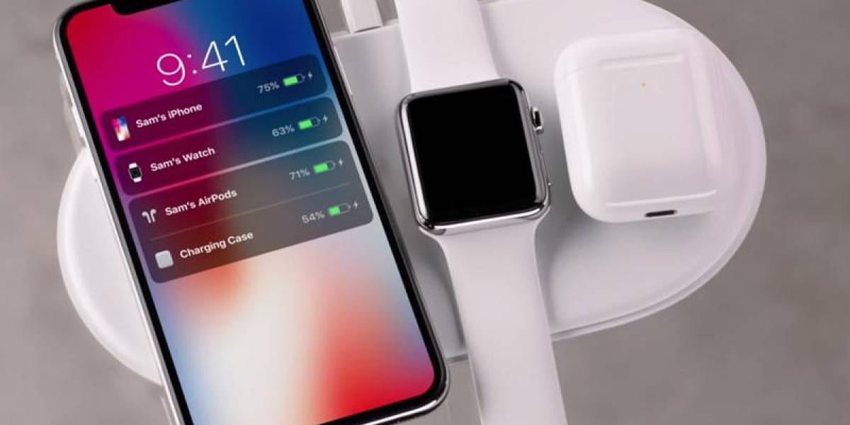 Apple cancela accesorio de carga inalámbrica AirPower