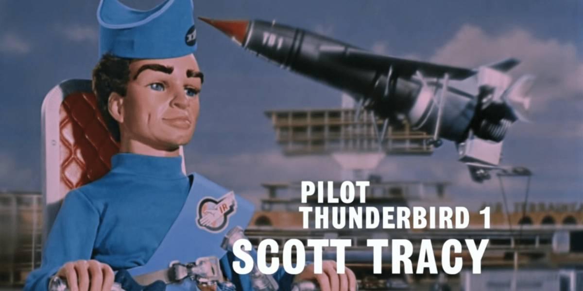 Are go: Scott Tracy de los Thunderbirds ha muerto
